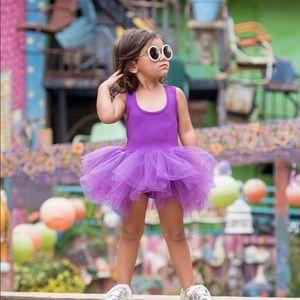 Purple Plum TuTu Dress